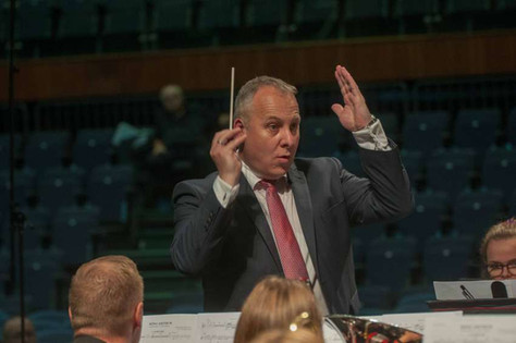 Musical Director appointed as adjudicator