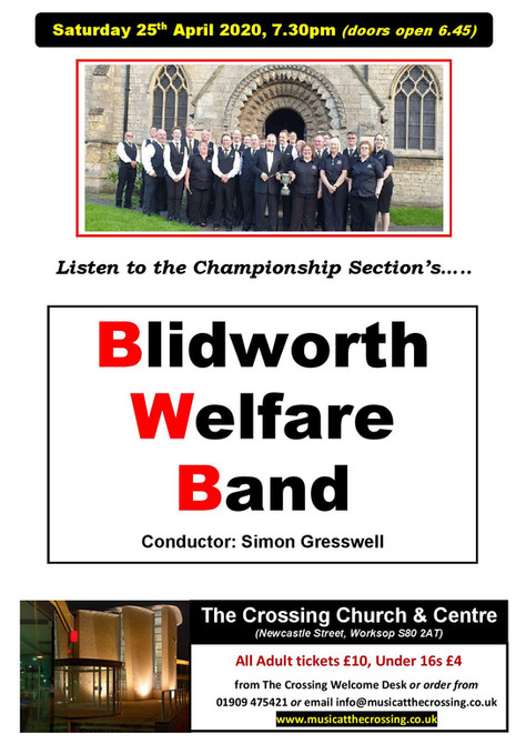 Blidworth @ The Crossing