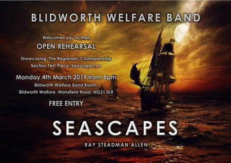Open Rehearsal on Seascapes