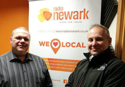 Radio Newark Interview