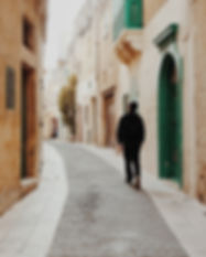 Les rues italiennes