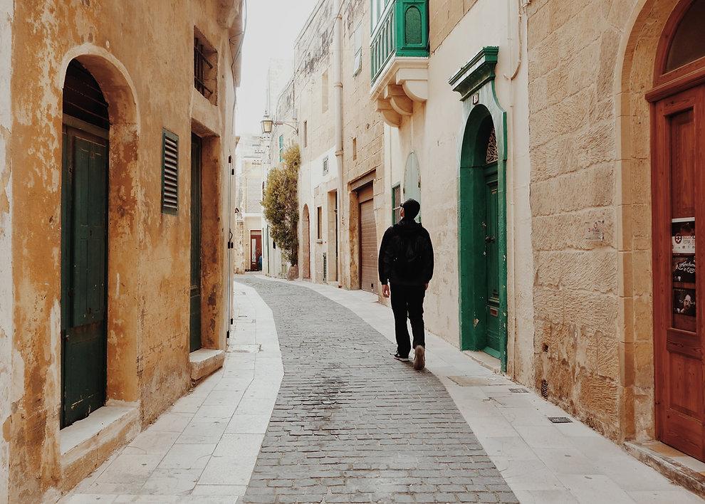 italské Streets