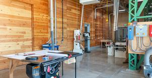 Craterworks wood shop