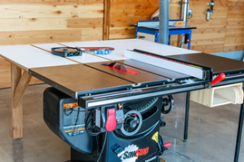 Craterworks table saw