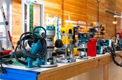 Craterworks hand tools
