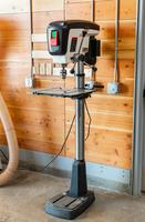 Craterworks drill press