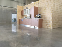Commercial Finish