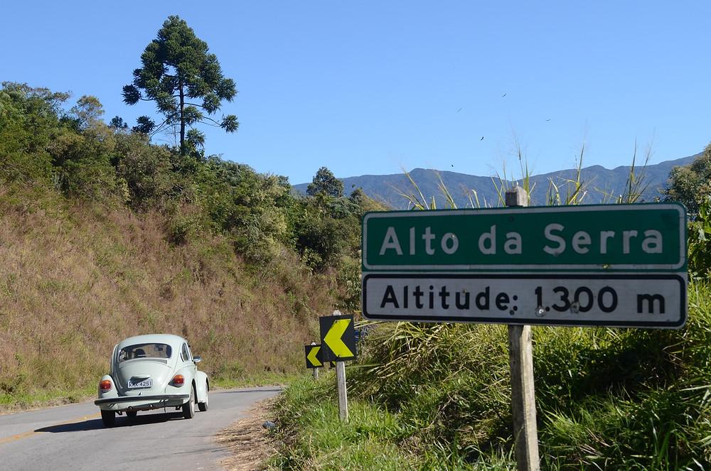 Alto da Serra Resende - Visconde de Mauá