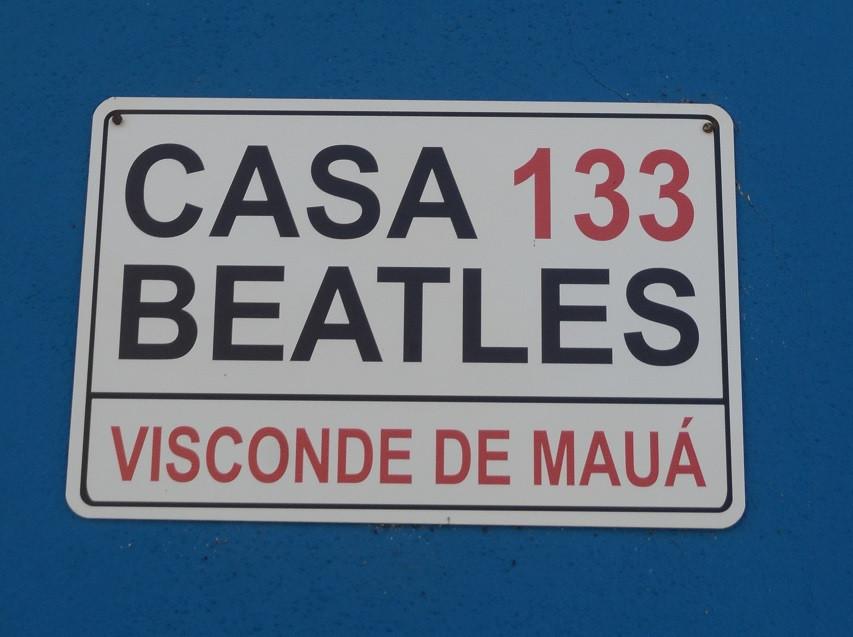 Casa Beatles Visconde de Mauá