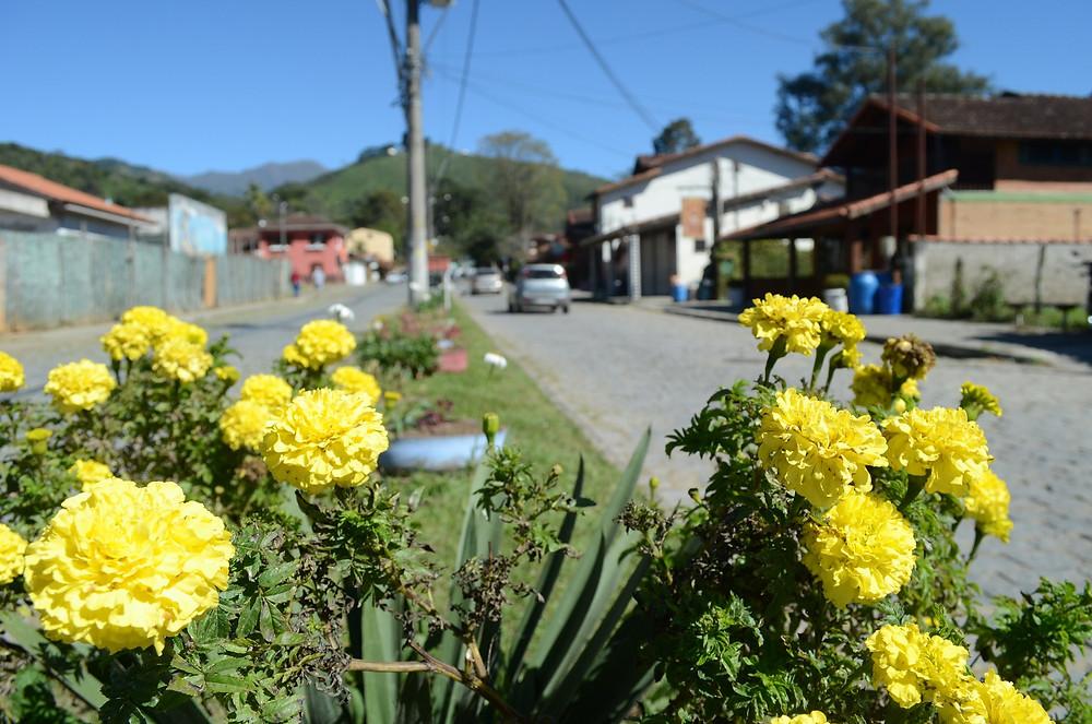 Rua Principal Visconde de Mauá
