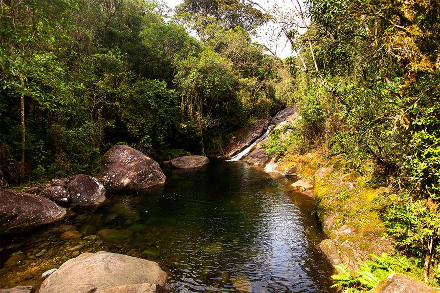 Poço do Marimbondo em Visconde de Mauá