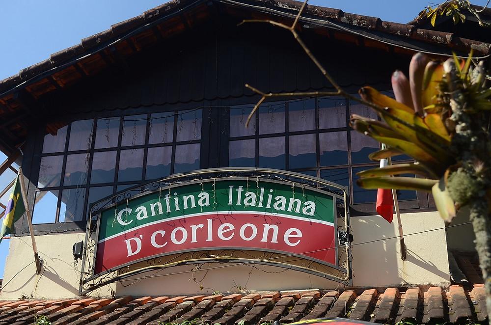 Don Corleone Maringá Visconde de Mauá