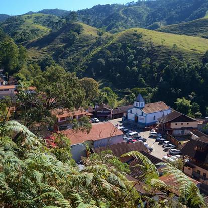 No Alto da Montanha, a Vila da Maromba