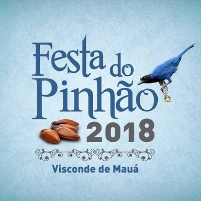 Festa do Pinhão 2018 em Visconde de Mauá.