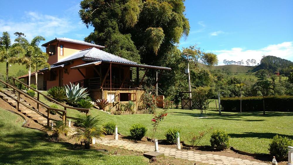 Casa Fazenda do Rio Visconde de Mauá
