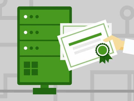 Deploying MECM Server Certificate for Site Systems that Run IIS