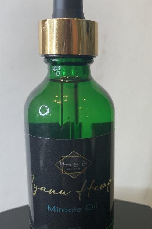 Iyanu- Hemp Miracle Oil