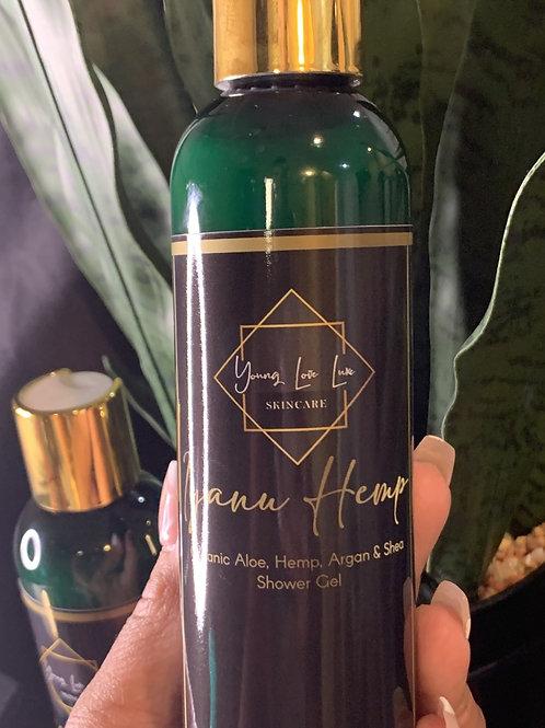 Iyanu- Hemp Shower and Bath Gel