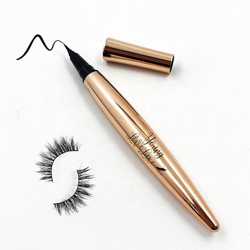 Luxe Lash Glue and Liner Duo