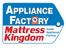 Appliance Factory & Mattress Kigdom Logo