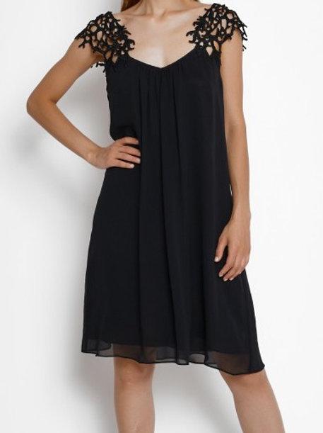 3155 Vestido Negro