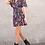 Thumbnail: Black combo dress