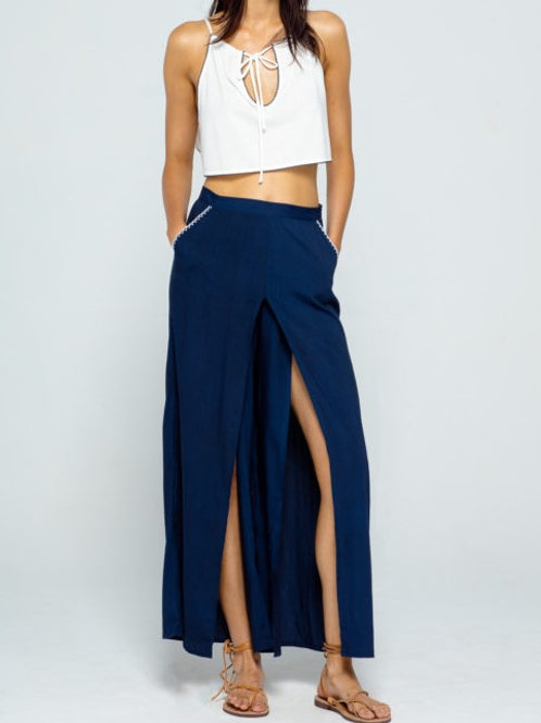 Aegean Trousers navy