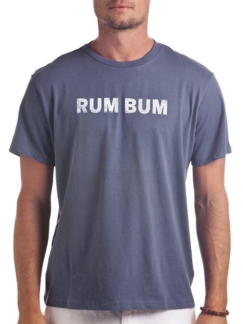 Men navy Rum Bum t-shirt