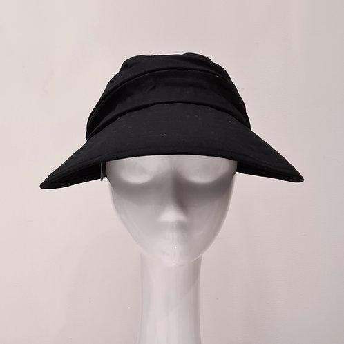 Visera/gorra Naple Negra