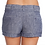 Thumbnail: Short blue linen