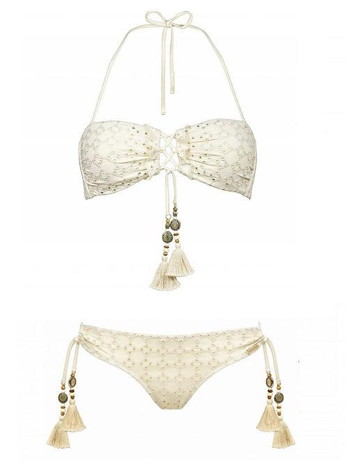Almondmilk beach bikini