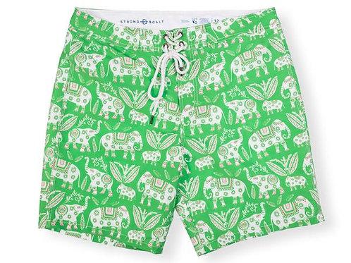 Boardshort Elefante Verde