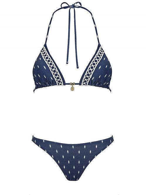 Artful dots bikini