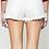 Thumbnail: Short Jeans Blanco