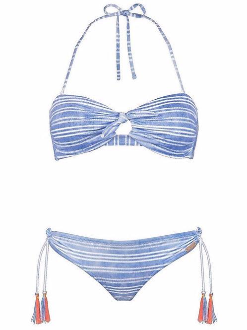 Horizon blue bikini