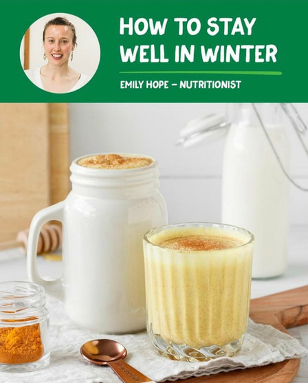 How To Stay Well In Winter...