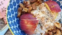 Apple & Nectarine Gluten-Free Bircher Muesli