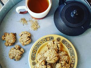 Gluten-Free Breastfeeding Cookies