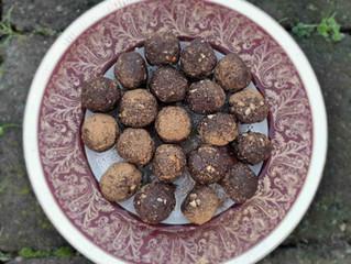 Nut Butter Bliss Balls