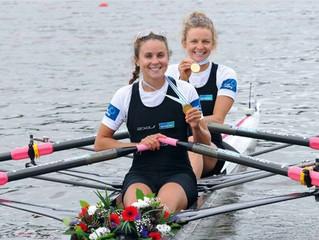 Sports Nutrition Interview Series: Sophie MacKenzie - NZ Rowing