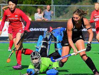 Sports Nutrition Interview Series: Olivia Merry - NZ Black Sticks Women