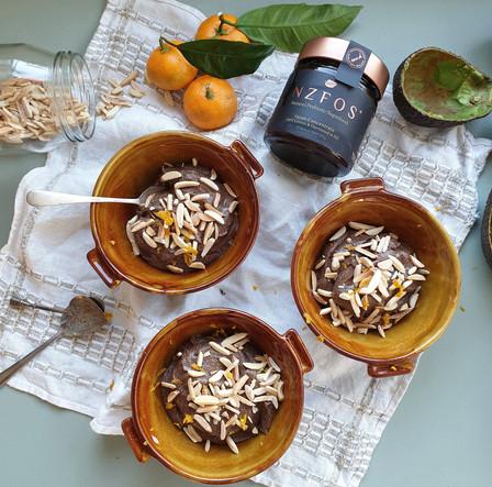 Chocolate + Avocado Mousse Recipe