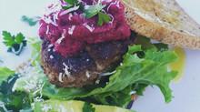 Beef & Rosemary Burgers