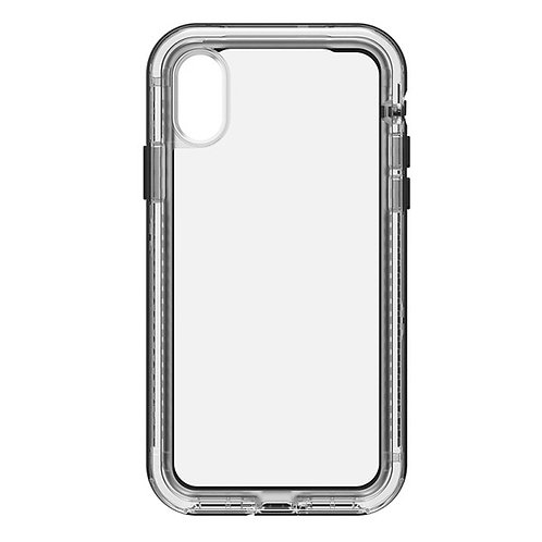 LIFEPROOF NEXT CASE (CLEAR/BLACK)