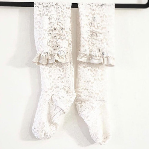 Custom, Hosiery lace socks
