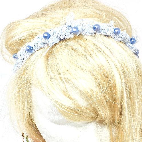 Frozen Pearl tiara