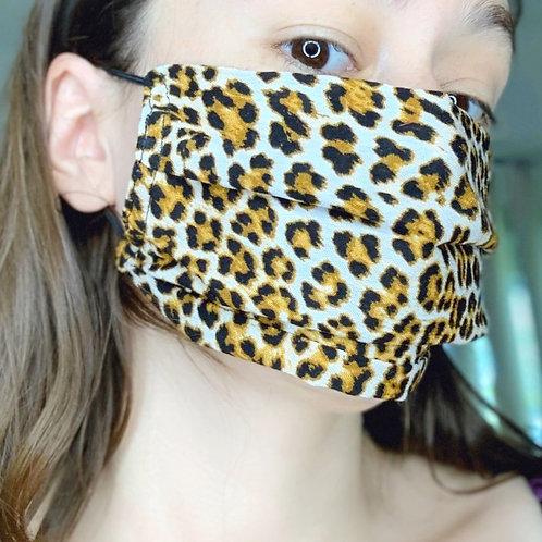 Face Mask Leopard Print