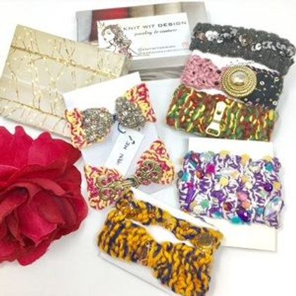 Party Pack cuffs, pre-styled giftset