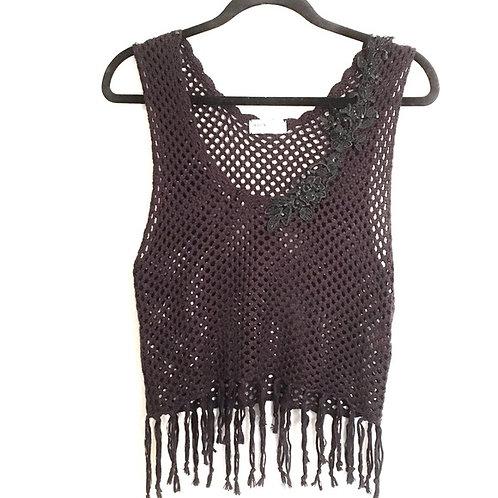 Novelty, Crochet tank top.