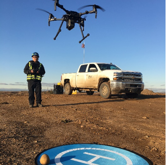 UAV Data Collection for Video Vizualization on Your Project